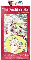 Betty Dain Tropical Print Shower Cap