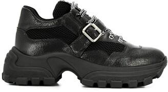 Miu Miu Buckle Strap Chunky Sneakers