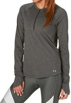 Under Armour Fly By 1%2F2 Zip Top