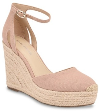 Marc Fisher Teelan Espadrille Wedge Sandal