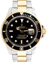 Rolex Vintage Two-Tone Submariner Date Watch, 40mm