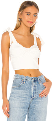 superdown Jules Tie Strap Top