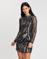 Miss Selfridge Sequin Mini Dress