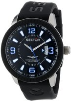 Sector Unisex R3251119001 Marine 400 Analog Stainless Steel Watch