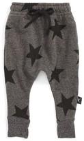 Nununu Infant Star Print Baggy Pants
