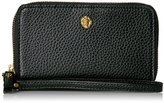 Anne Klein Zip Wristlet Small