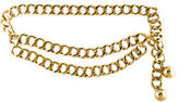 Chanel Chain Ball Belt