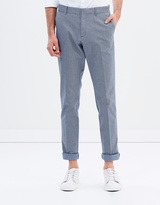 Mng Grid Trousers