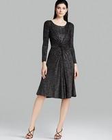Armani Collezioni Dress - Glitter Wrap