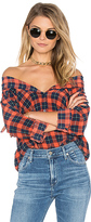 Equipment Signature Plaid Button Up