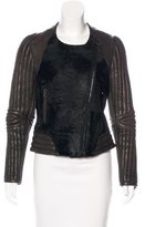 Rag & Bone Distressed Leather Jacket