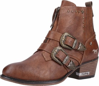 Mustang 1346-501-360 womens Cowboy Boots