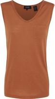Oxford Alexa Pocket Frnt T-Shirt Shell X