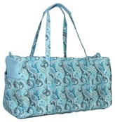 Waverly Women's Swirled Paisley Duffel Bag