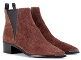 Acne Studios Jensen Hairy Suede Ankle Boots