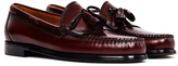 G.H. Bass & Co. Weejuns Tassle Loafers Burgundy