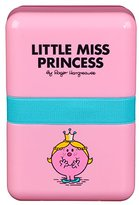 Mr Men & Little Miss Mr Men and Little Miss LM Princess Lunch Box, Pink