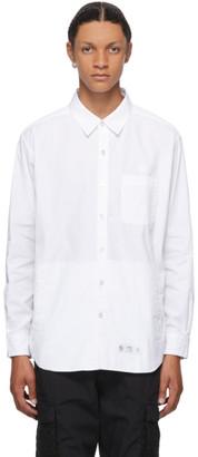 Neighborhood White Poplin Shirt