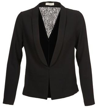 Naf Naf X-EMAYA women's Jacket in Black