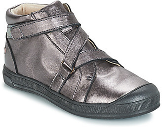 GBB NADEGE girls's Mid Boots in Grey
