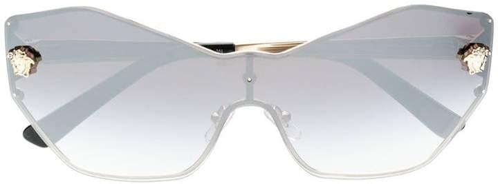 Versace Eyewear glam Medusa shield