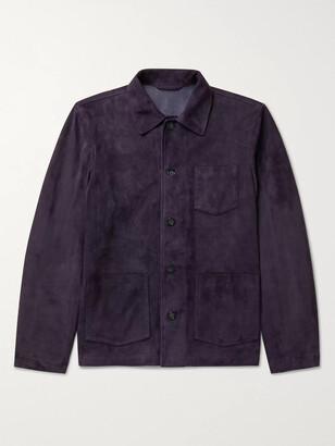 Valstar Suede Chore Jacket