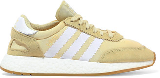 adidas I-5923 Suede-paneled Neoprene Sneakers