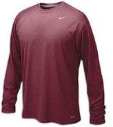 Nike Legend Long Sleeve Performance Shirt
