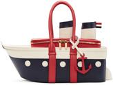 Thom Browne Tricolour Cruise Liner Bag
