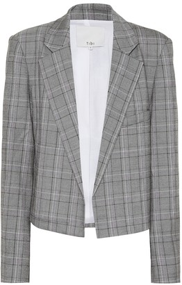 Tibi James cropped blazer