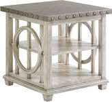 Lexington Home Brands Lewiston Side Table, Oyster