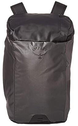 Osprey Transporter Zip Top (Black) Backpack Bags