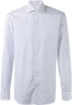 Barba striped shirt - men - Cotton - 39