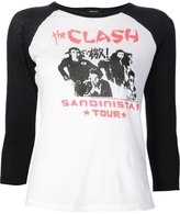 R 13 The Clash Concert Tee