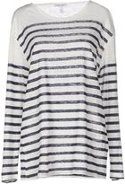 CURRENT/ELLIOT + CHARLOTTE GAINSBOURG Sweaters