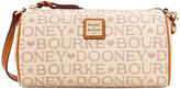 Dooney & Bourke Tapestry Small Barrel
