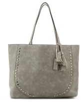 Violet Ray Studded Tote