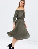 Whistles Penelope Bardot Dress