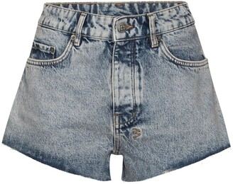 Ksubi Jinx denim shorts