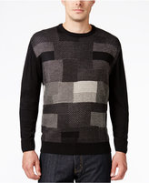 Weatherproof Men's Big and Tall Textured Sweater, Classic Fit