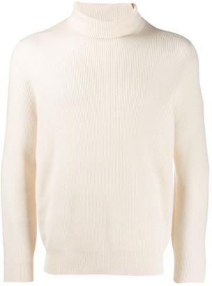 Brunello Cucinelli Cashmere Turtle-neck Sweater