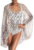 Gottex Golden Sand Pareo Coverup, One Size