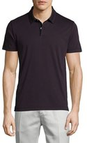 Theory Sandhurst Tipped Pique Polo Shirt, Imperial