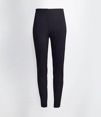 LOFT Petite Curvy Side Zip High Waist Skinny Leggings