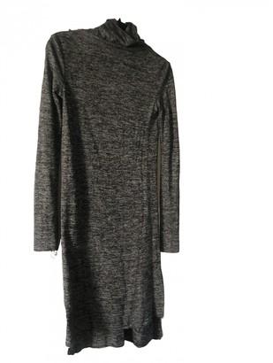 Walter Baker Anthracite Cotton Dress for Women