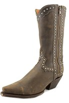 Dan Post Lad 11 Pointed Toe Leather Western Boot.