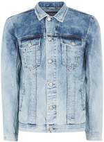 Antioch Blue Embroidered Denim Jacket*