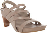 Max Studio Marta - Strappy Sandal With Wooden Heel