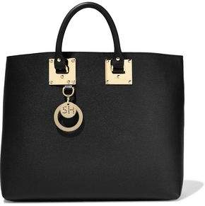 Sophie Hulme Cromwell Textured-leather Tote