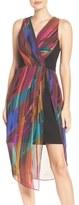 Laundry by Shelli Segal Women's Overlay Dress